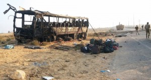 مصر: مقتل 11 جنديا وإصابة العشرات فـي اعتداءين منفصلين فـي «سيناء»
