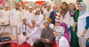 طلبة السلطنه الدارسون في جامعات مالطا يحتفلون بالعيد الوطني المجيد