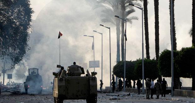 مصر: صدامات متواصلة في الجامعات..وهيئة محاكمة (الإخوان) تتنحى مجددا