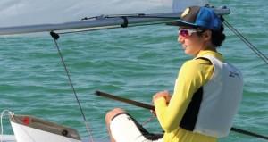 بطولة العالم لقوارب الليزر راديال للناشئين تدخل مرحلة النهائيات بإثارة كبيرة