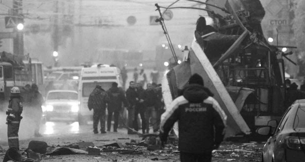 روسيا: هجوم جديد في (فولجوجراد) وضحايا بالعشرات