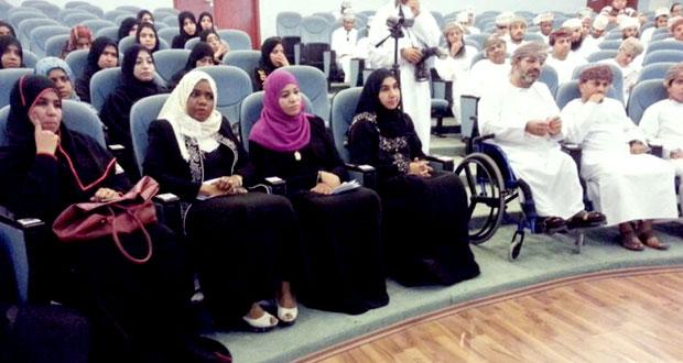 «مهدوا لي الطريق» .. ندوة تناقش واقع ذوي الإعاقة