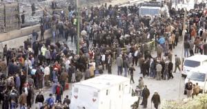 مصر: تفجيرات إرهابية عشية (25 يناير) والحكومة تتعهد بالقصاص
