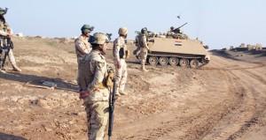 العراق: معارك الأنبار تخلف أكثر من 140 ألف نازح