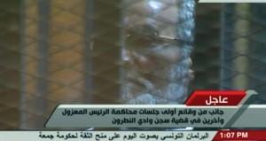 مصر: مرسي يوكل العوا للدفاع عنه.. وتأجيل المحاكمة لـ22 فبراير