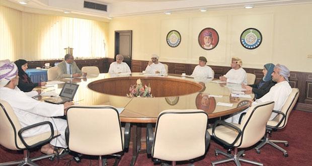 غرفة تجارة وصناعة عمان تعقد الاجتماع التحضيري الأول لجائزة المسؤولية الاجتماعية