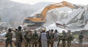 """الاحتلال يوزع أوامر هدم في سلوان و"""" الإسلامية المسيحية """" تستنكر"""