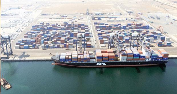 8.4 % نمو الصادرات غير النفطية من السلطنة حتى نهاية أغسطس الماضي و 22.8 % نمو الواردات حتى نهاية أغسطس