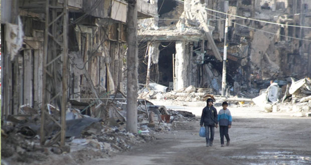 دمشق تدعو للالتزام بـ(جنيف 1) كحزمة واحدة..وواشنطن تهدد مجددا بـ(الخيار العسكري)