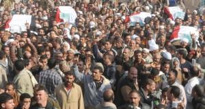 مصر: 5 قتلى من مجندي الشرطة بهجوم.. ودعوات متصاعدة للتظاهر في (25 يناير)