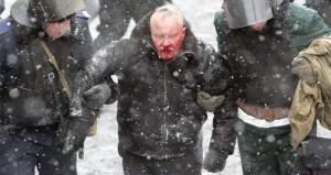 أوكرانيا: أزمة متصاعدة ودعوة إلى هدنة وإنذار إلى السلطات