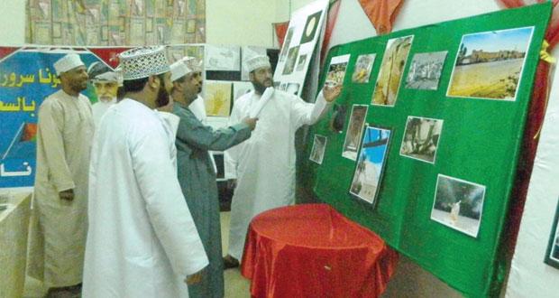 فعاليات ثقافية وفنية ضمن إبداع شبابي بنادي نـزوى