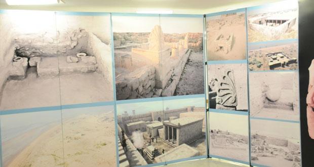 """افتتاح معرض آثار """"سعد وسعيد وفيلكا"""" ضمن مهرجان القرين الثقافي الـ20 بالكويت"""