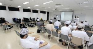 """جماعة التصوير بجامعة السلطان قابوس تقيم الحلقة التخصصية """"أبعاد"""""""