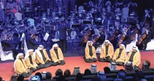 """""""درازوة القرين"""" تفتتح مهرجان القرين الثقافي العشرين"""
