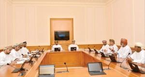 لجنة الشباب والموارد البشرية بالشورى تلتقي أصحاب مكاتب استقدام القوى العاملة الوافدة