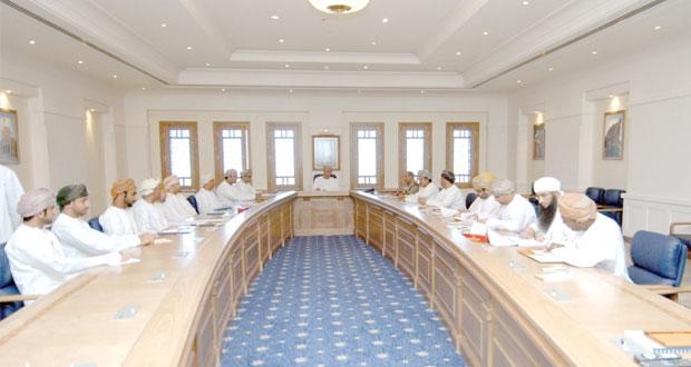 لجنة السلامة والصحة المهنية تستعرض الخطة التنفيذية للاستراتيجية الوطنية وتبحث منح جائزة لأفضل منشأة في مجال السلامة