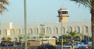 أكثر من 8.3 مليون مسافر عبر مطار مسقط الدولي بنهاية ديسمبر 2013