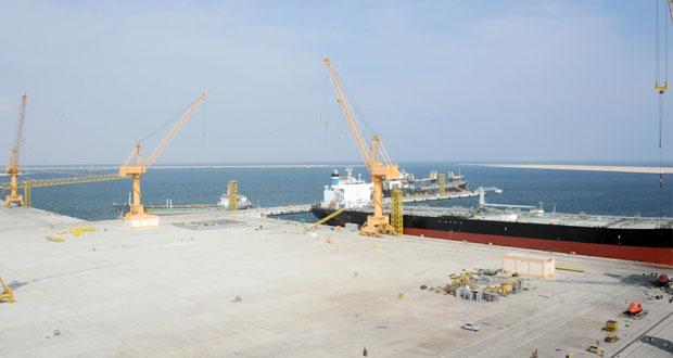 20 مليون ريال عماني إجمالي الأعمال المسندة في الربع الأخير لعام 2013 بالمنطقة الاقتصادية الخاصة بالدقم
