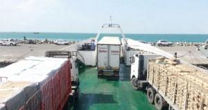 """العبارات العاملة على خط """"مصيرة ـ شنة """" تقوم بأدوار كبيرة في خدمة الجزيرة وقاطنيها"""