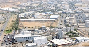 392 مليون ريال عماني حجم الاستثمار في منطقة الرسيل الصناعية