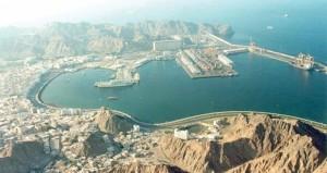 أكثر من 4.8 مليون طن إجمالي البضائع المفرغة والمشحونة بميناء السلطان قابوس بنهاية نوفمبر الماضي