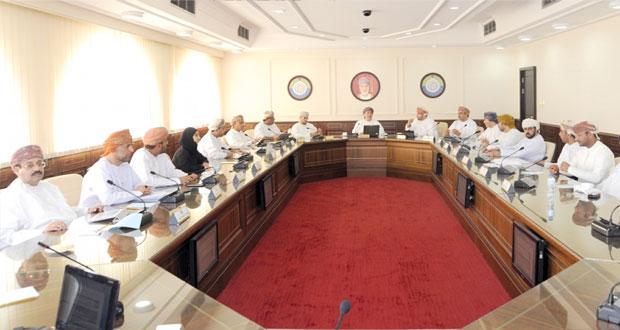 مجلس إدارة الغرفة يوافق على إقامة مؤتمرات الاستثمار في محافظات السلطنة