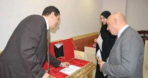 بدء تقييم المبدئي للأعمال المتنافسة في مسابقة السلطان قابوس للإجادة الحرفية