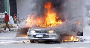 مصر: قتلى في تصاعد الاشتباكات قبل الاستفتاء