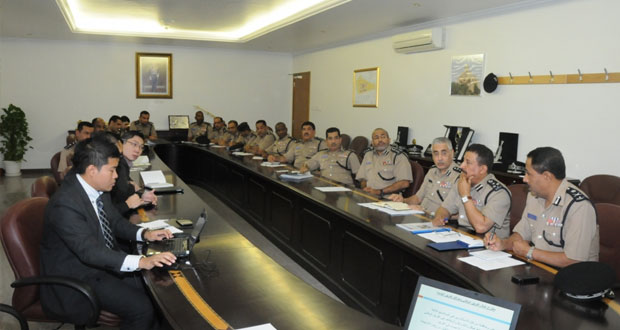 الهيئة العامة للدفاع المدني والإسعاف تدشن المرحلة الثانية من تطوير الفريق الوطني للتعامل مع المواد الخطرة