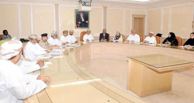 السعيدي يترأس اجتماع اللجنة العليا للإدارة الرشيدة للدواء