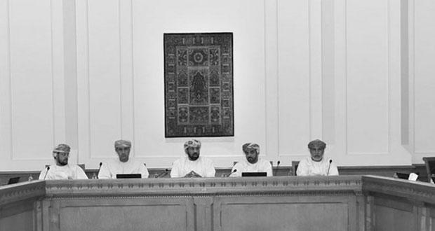 اجتماع عدد من لجان مجلس الشورى