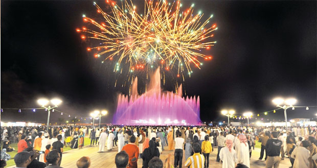 الأحد القادم .. مؤتمر صحفي عن فعاليات وأنشطة مهرجان مسقط 2014