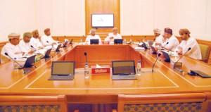 اجتماع لجنة الشباب والموارد البشرية بالشورى