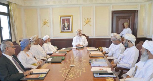 وزير العدل يترأس اجتماع مجلس المعهد العالي للقضاء