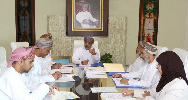 """""""الإسكان"""" تسند مشاريع جديدة بحوالي (62) ألف ريال عماني"""