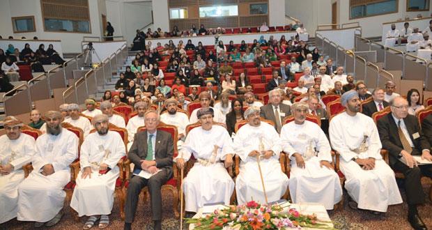 مؤتمر الطب المتقدم بجامعة السلطان قابوس يبحث جديد الدراسات والأبحاث