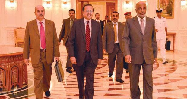 لجنة التعاون العسكري المشتركة بين السلطنة والهند تجتمع بنيودلهي