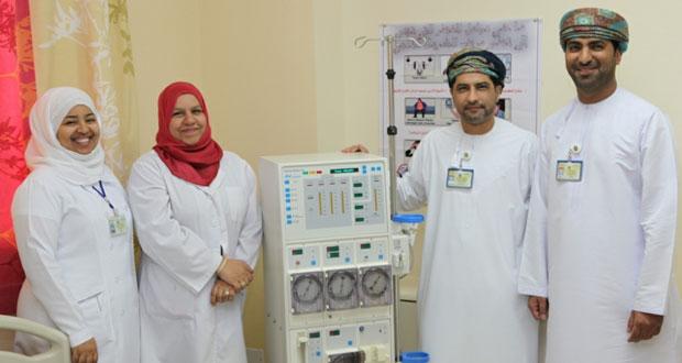 مستشفى جامعة السلطان قابوس ينجح في علاج ومتابعة أول حالة حمل مصابة بمرض الكولسترول الوراثي المتماثل أثناء الحمل