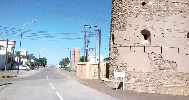 اختيار قرية الواصل بولاية بدية بمحافظة شمال الشرقية كقرية صحية نموذجية
