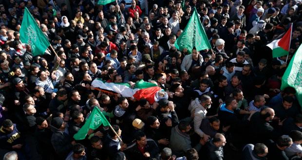 استشهاد فلسطيني برصاص الاحتلال في (رام الله)..وشهود يتهمون الجنود بإعدامه