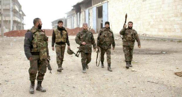 سوريا: (تنسيقية المعارضة) ترفض الذهاب لـ(جنيف2) والجيش يستعيد مناطق حول حلب