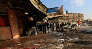 العراق: عشرات القتلى والجرحى بسلسلة تفجيرات ومطالبات بضغوط دولية على (حواضن الإرهاب)