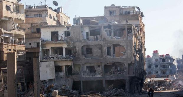 دمشق تقترح خطة لوقف النار في (حلب)..والمعارضة على موقفها من (جنيف 2)