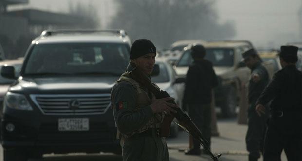 افغانستان تتهم (استخبارات أجنبية) بالوقوف وراء الهجوم على (مطعم لبنان)