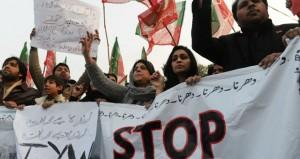 """""""طالبان"""" الباكستانية تتبنى هجوم أسفر عن مقتل 3 إعلاميين"""