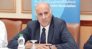 جبريل الرجوب: السلطنة توفر أسباب صمود الشعب الفلسطيني
