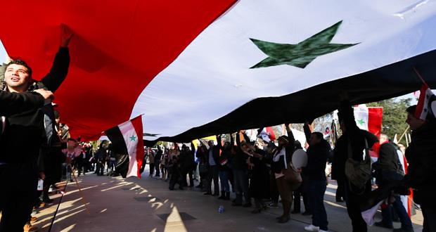 ثبات سوري على مكافحة (الإرهاب) وحديث عن ملحق للمؤتمر 10 الجاري