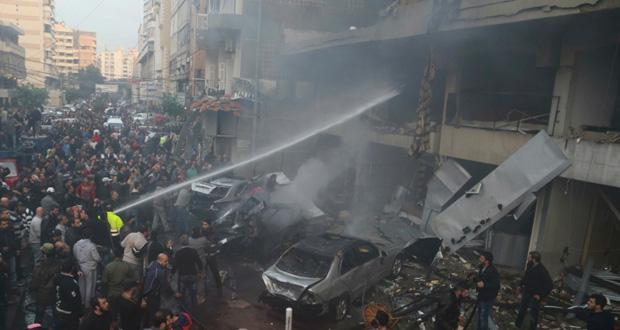عشرات القتلى والجرحى بتفجير استهدف حيًّا سكنيًّا في بيروت