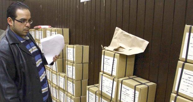 مصر:ترتيبات أمنية مشددة مع بدء (الاستفتاء)وإعلان نتائج المصوتين بالخارج